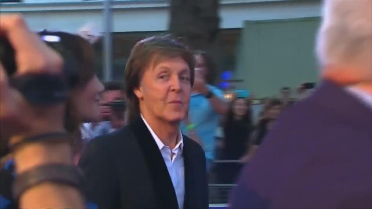 Paul McCartney working on new project   PAhomepage com