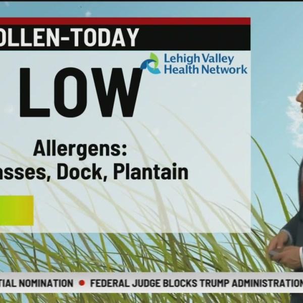Allergy Alert (07.10.19)