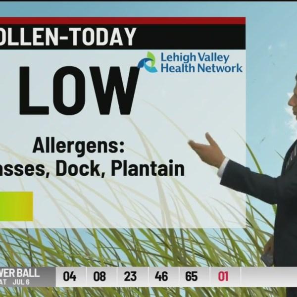 Allergy Alert (07.08.19)