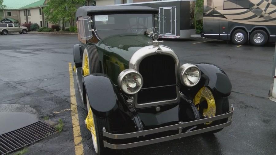 Horseless Carriages Roll into the Poconos | PAhomepage com