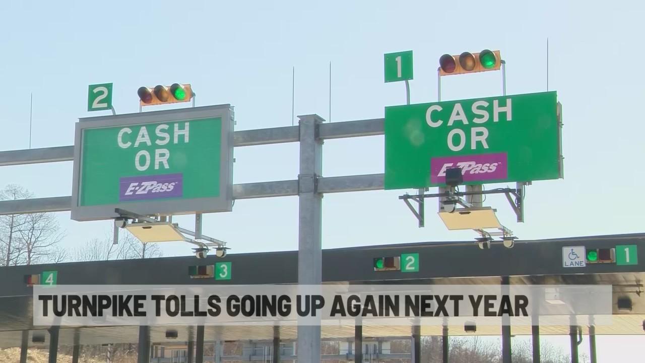 PA Turnpike Toll Increase in 2020 | PAhomepage com