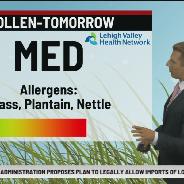 Allergy Alert August 1, 2019