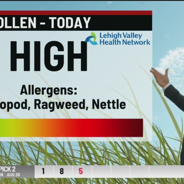 Allergy Alert: August 27, 2019