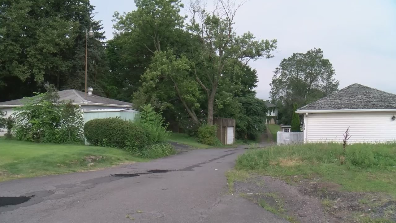 scranton man hospitalized after being robbed by a gang