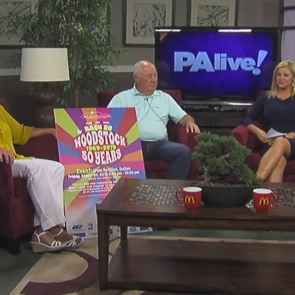 PA Live! Back Mountain Chamber August 22, 2019