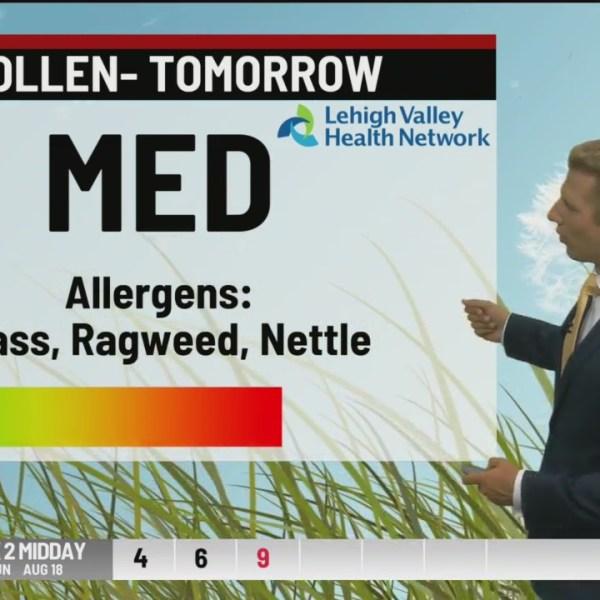 Allergy Alert: August 19, 2019