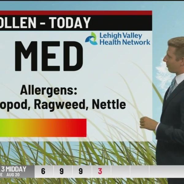 Allergy Alert: August 21, 2019