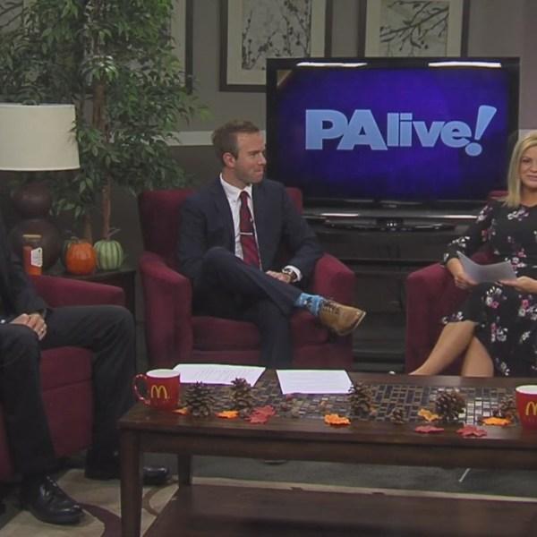 PAlive! Joyce Insurance (Cyber Liability Risk Assessment) November 11, 2019