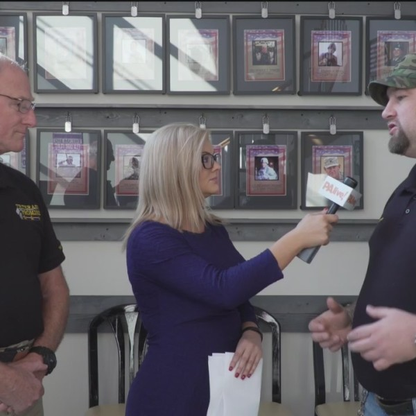PAlive! Veterans Promise November 20, 2019