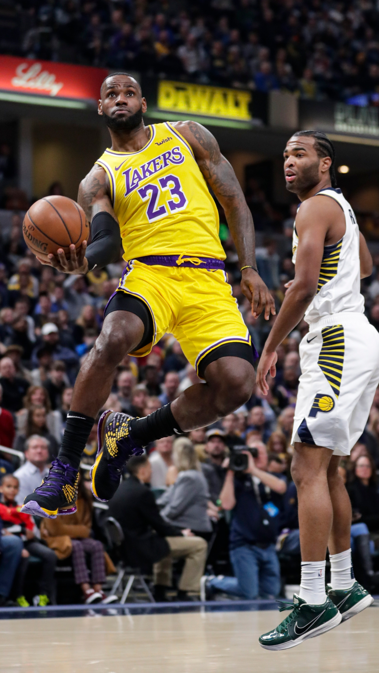 LeBron James, T.J. Warren
