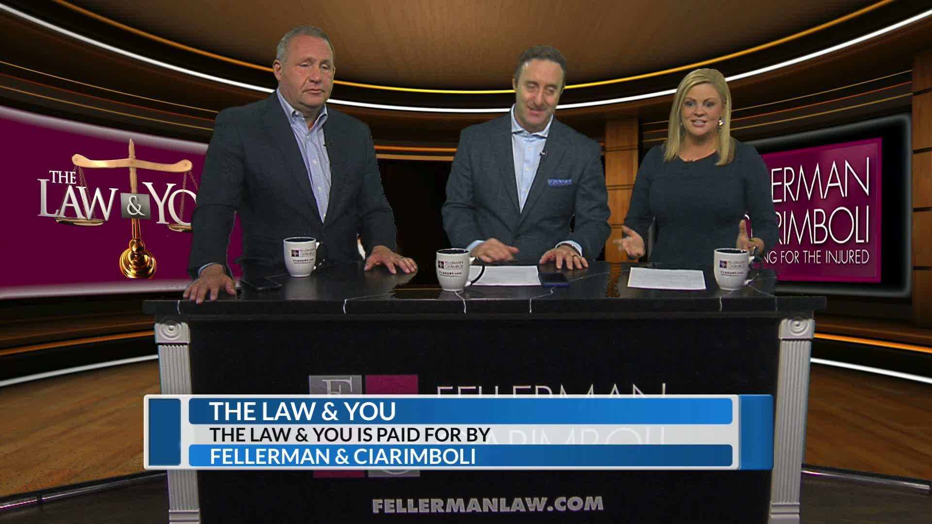 LAW AND YOU DECEMBER 16TH 2019