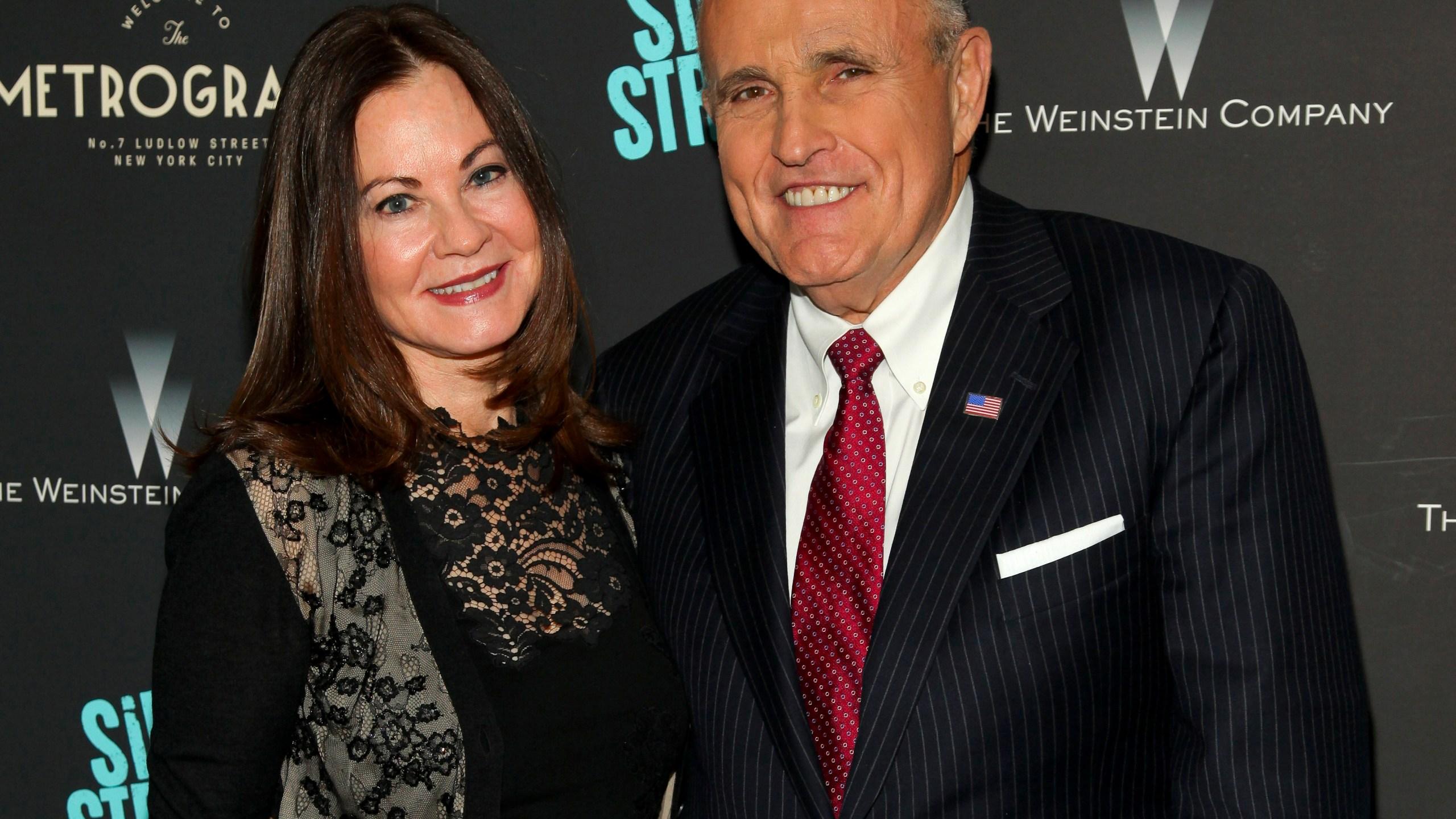 Judith Giuliani, Rudy Giuliani