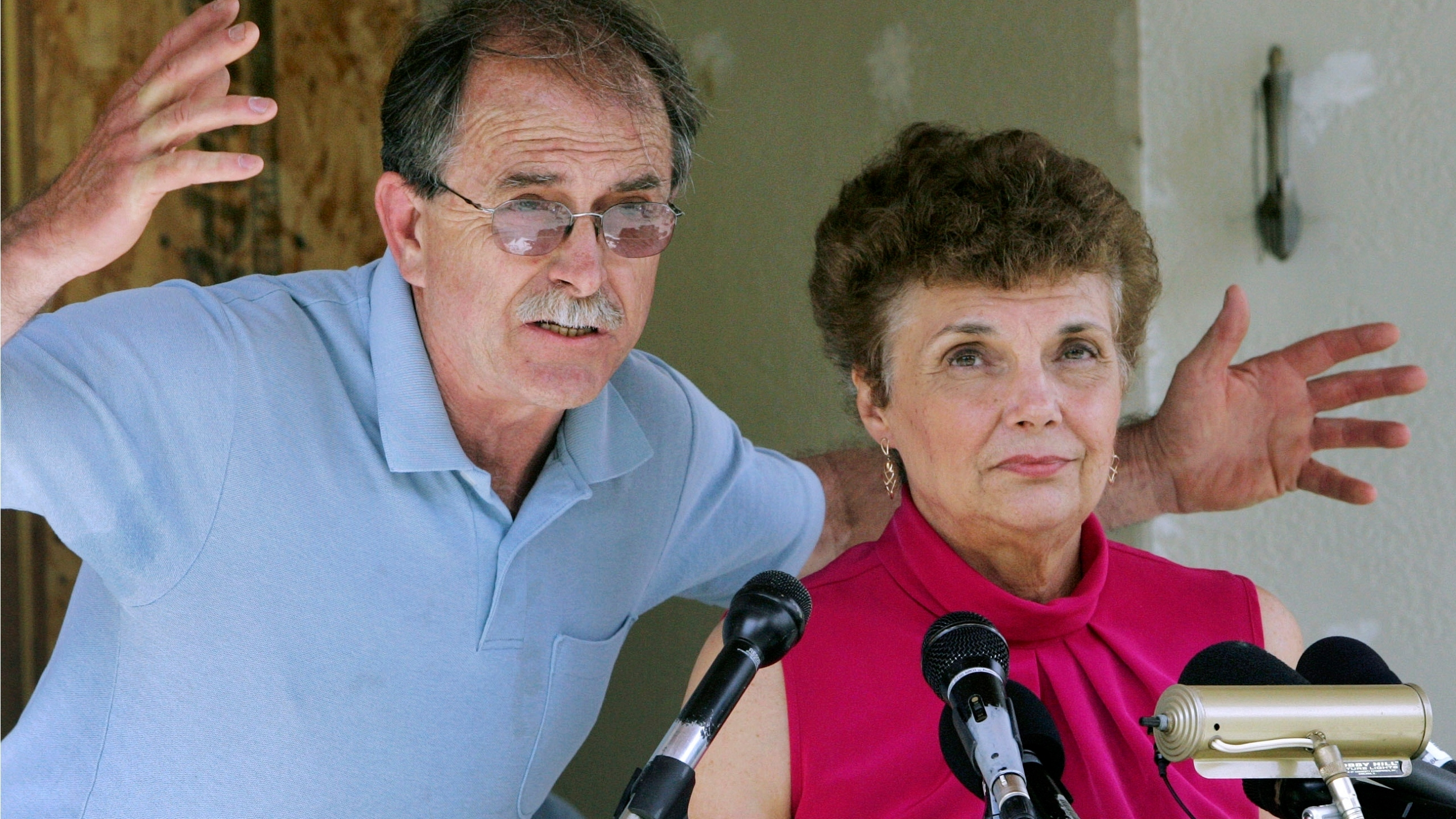 Ed Brown, Elaine Brown