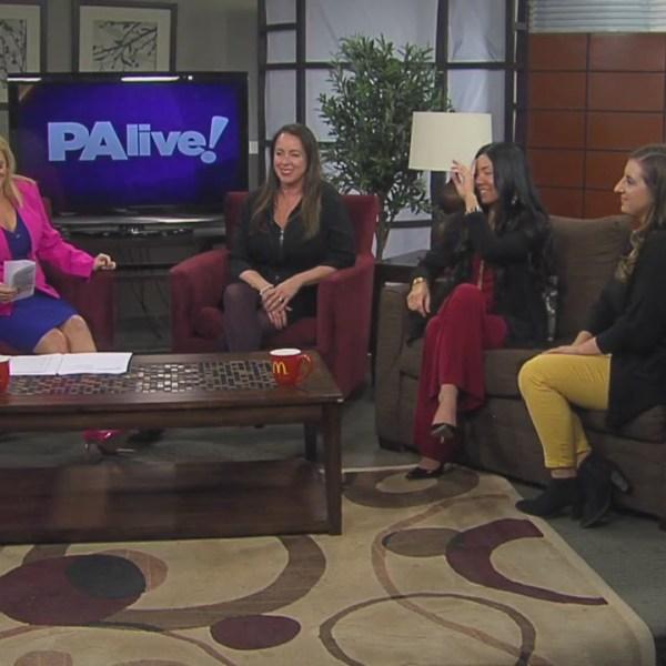 PAlive! Back Mountain Chamber February 27, 2020