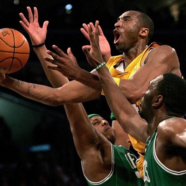 Paul Pierce, Kobe Bryant, Al Jefferson