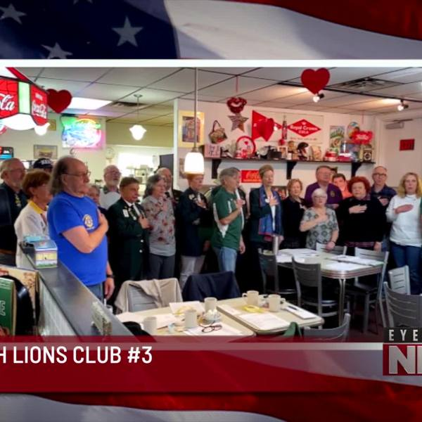 DISTRICT 14H LIONS CLUB #3 PLEDGE