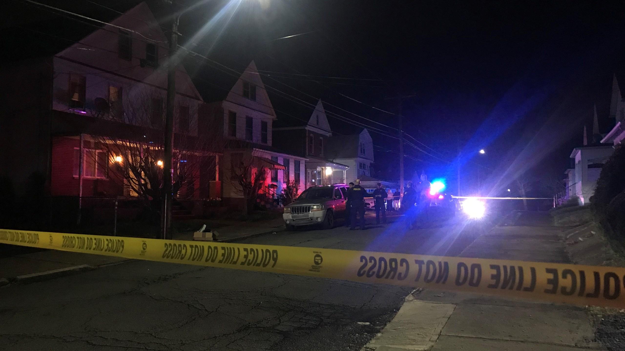 McLean Street Shooting
