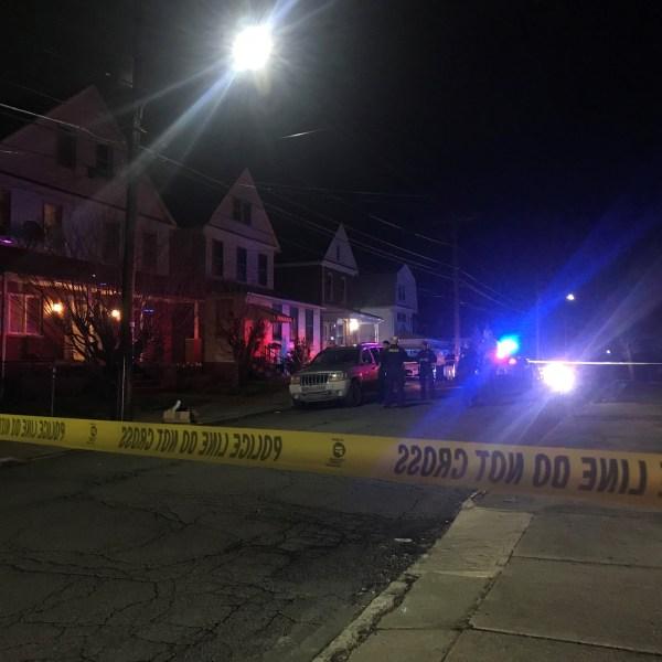 McLean Street Crime Scene