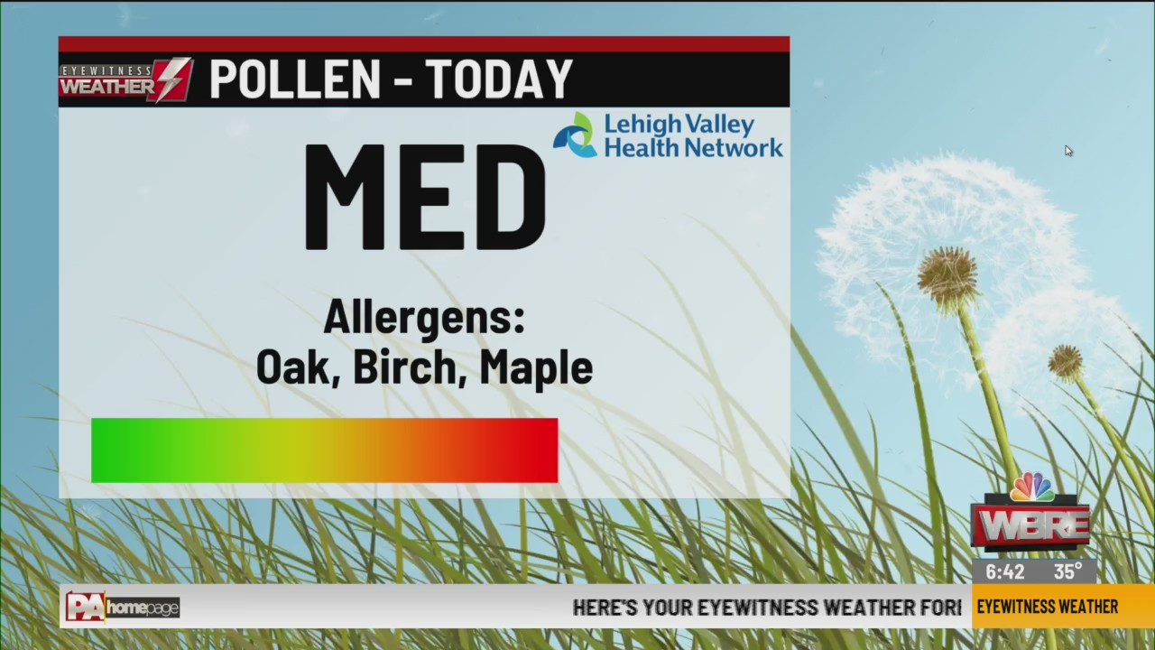 Allergy Alert: May 21, 2020
