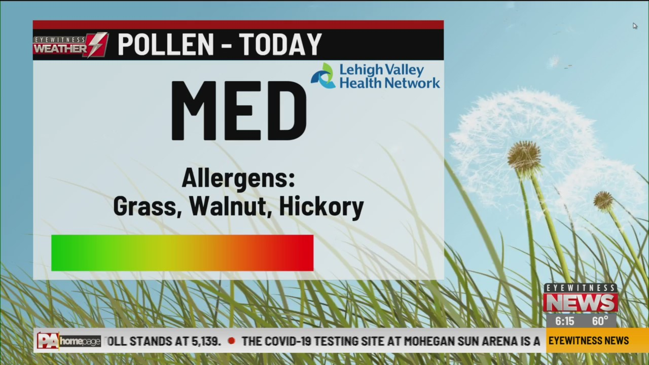 Allergy Alert: May 26, 2020