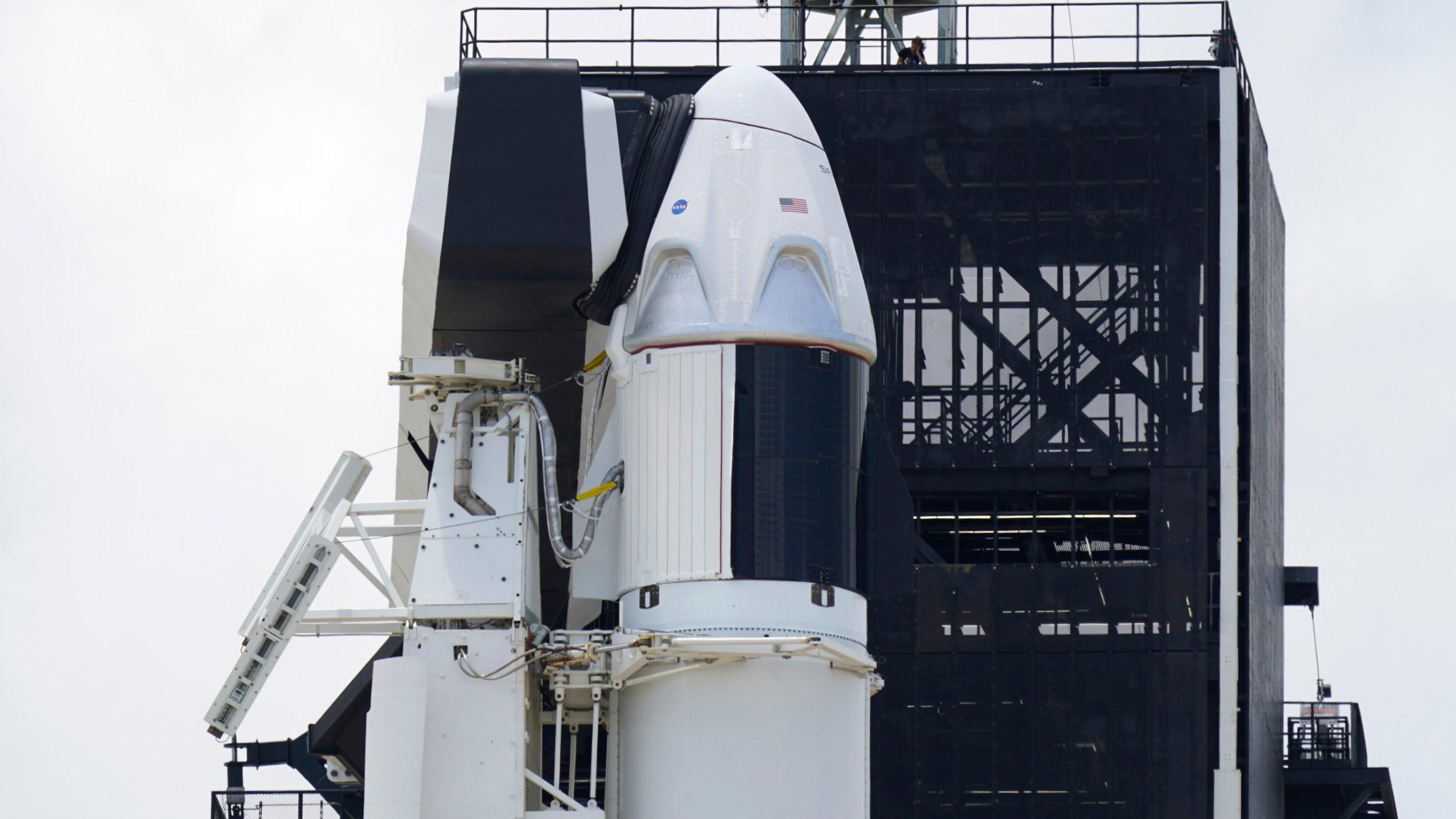 Space X, Falcon 9