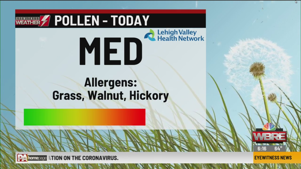 Allergy Alert: May 27, 2020
