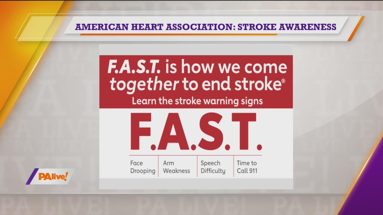 PAlive! American Heart Association Northeast PA May 1, 2020