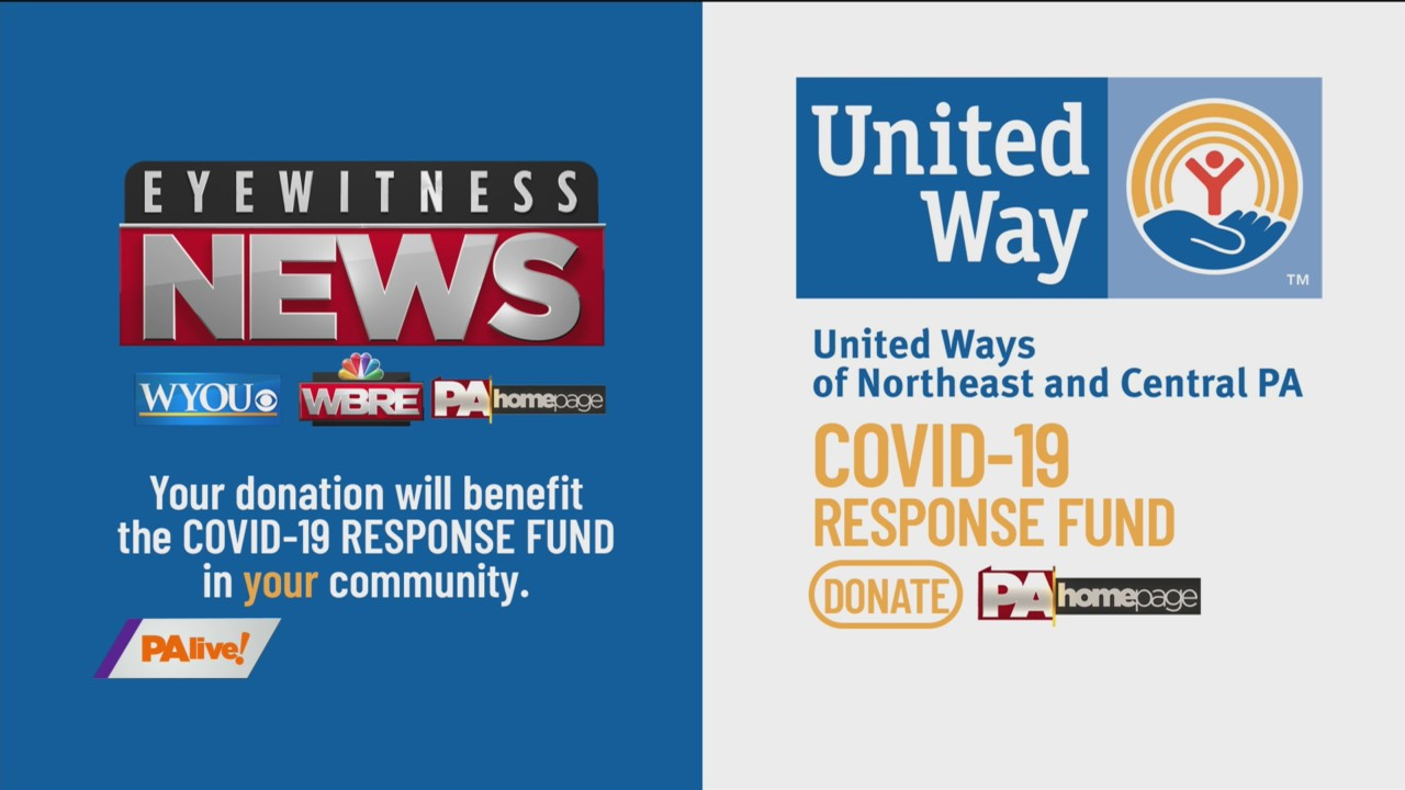 PAlive! United Way of Greater Hazleton May 22, 2020