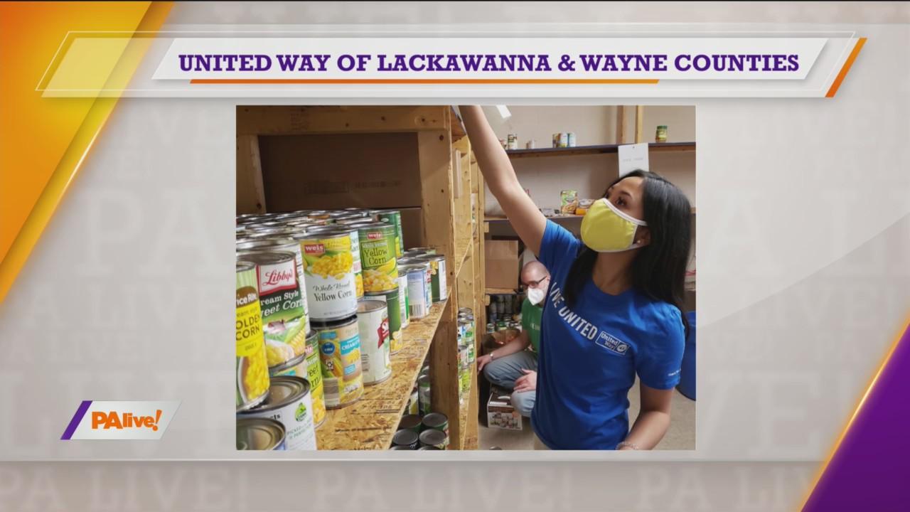PAlive! United Way of Lackawanna and Wayne Counties May 22, 2020