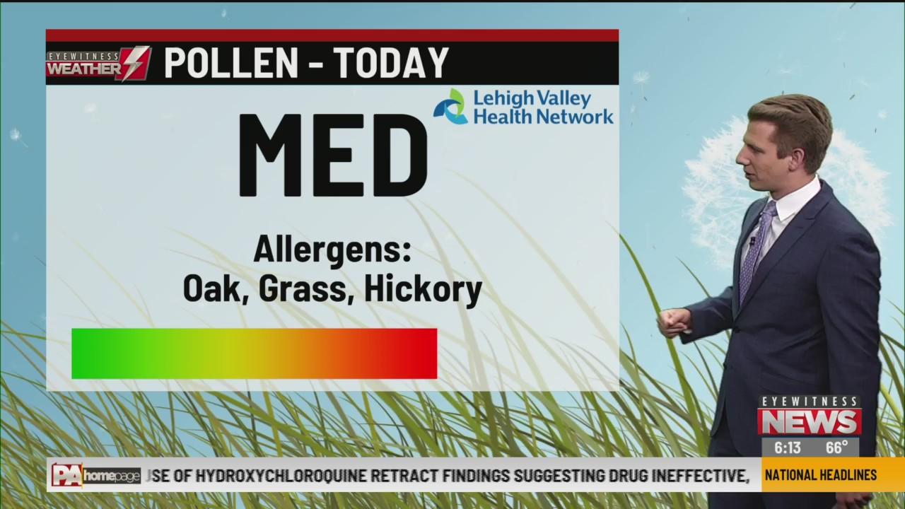Allergy Alert: June 5, 2020