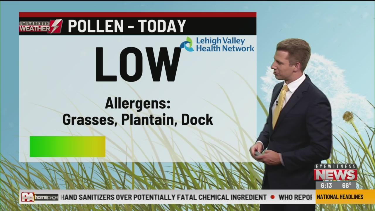 Allergy Alert: June 23, 2020