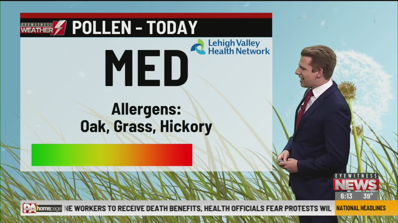 Allergy Alert: June 1, 2020