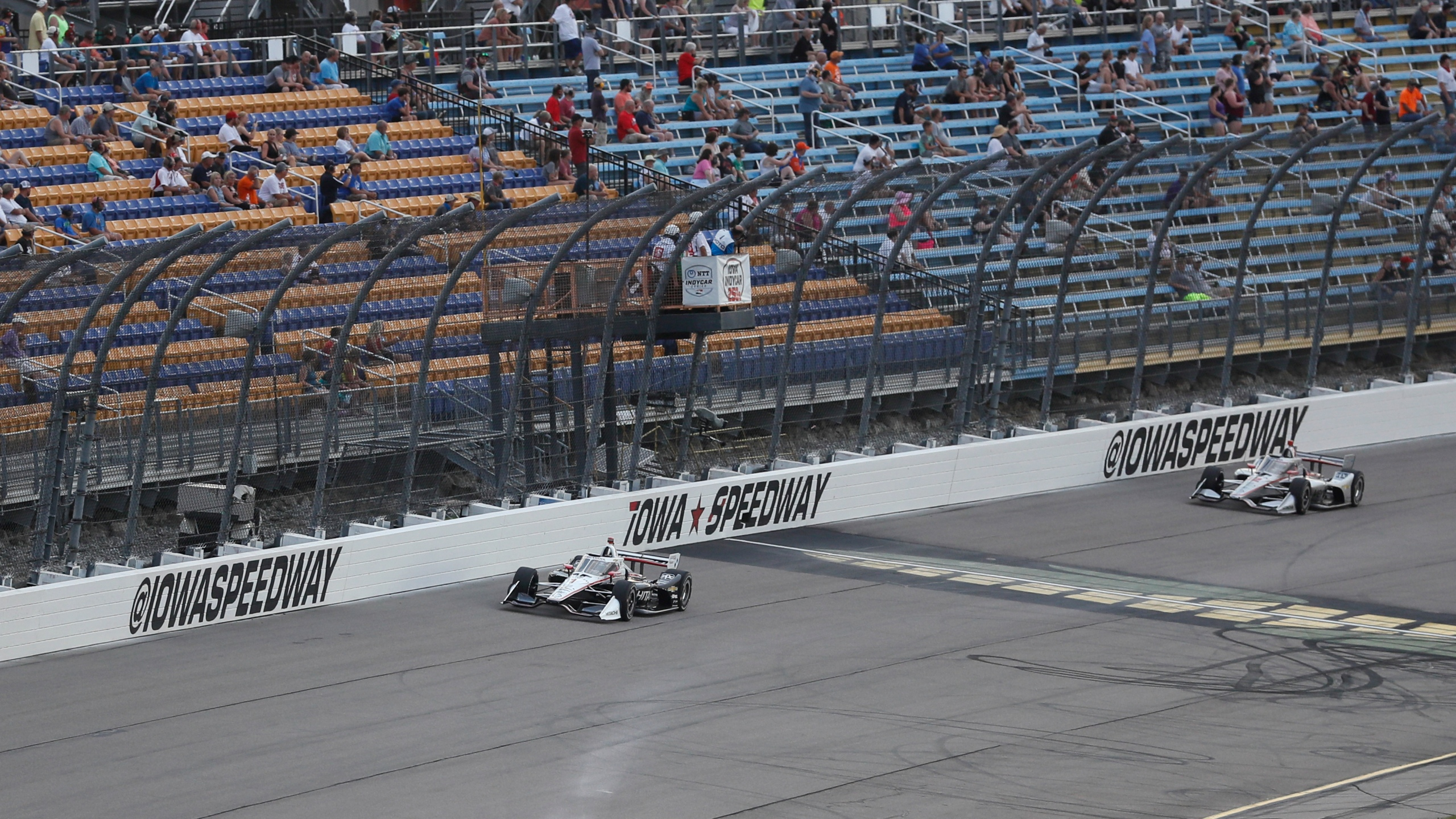 Josef Newgarden, Will Power