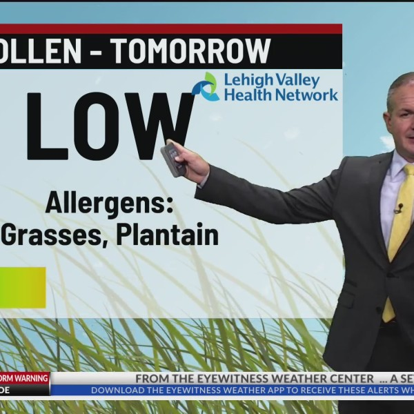 Allergy Alert: July 22, 2020