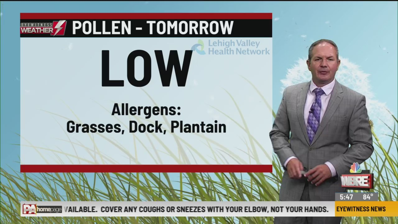 Allergy Alert: July 8, 2020