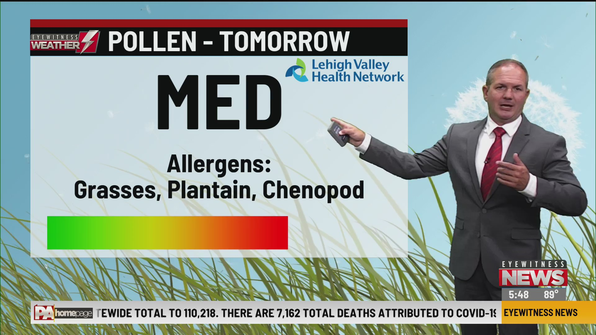 Allergy Alert: July 29, 2020