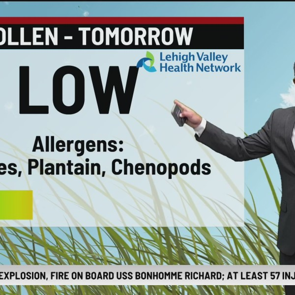Allergy Alert: July 13, 2020