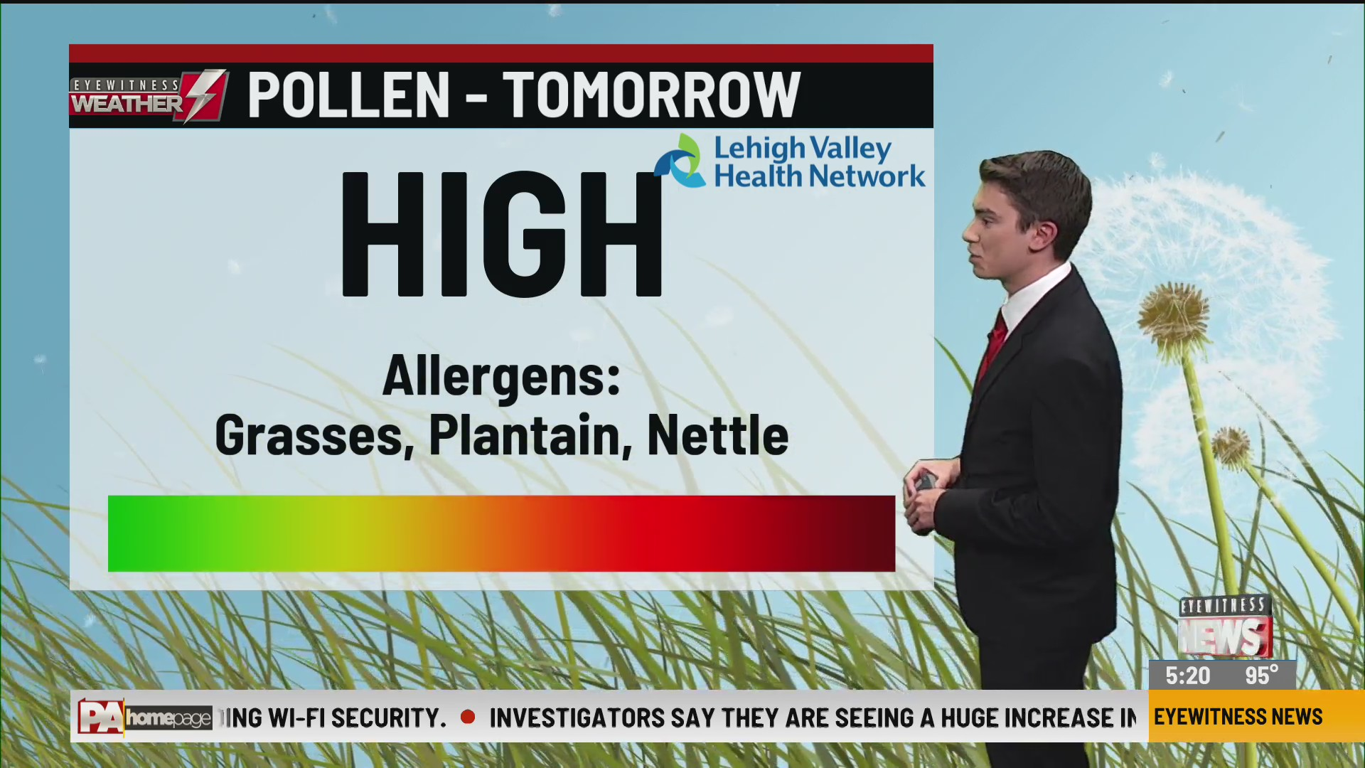 Allergy Alert: July 27, 2020