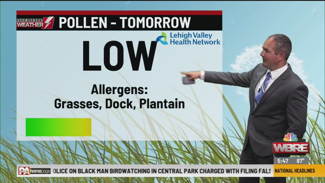 Allergy Alert: July 7, 2020