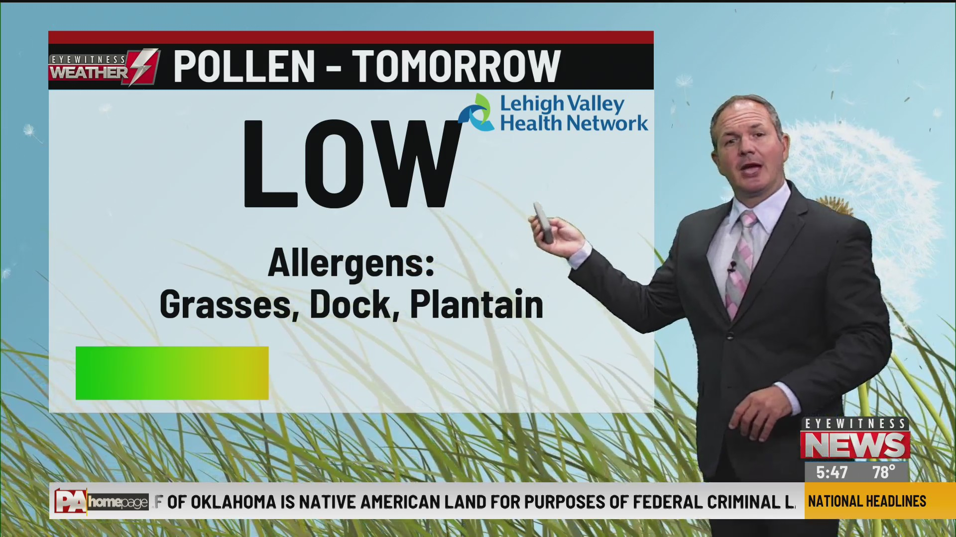 Allergy Alert: July 9, 2020