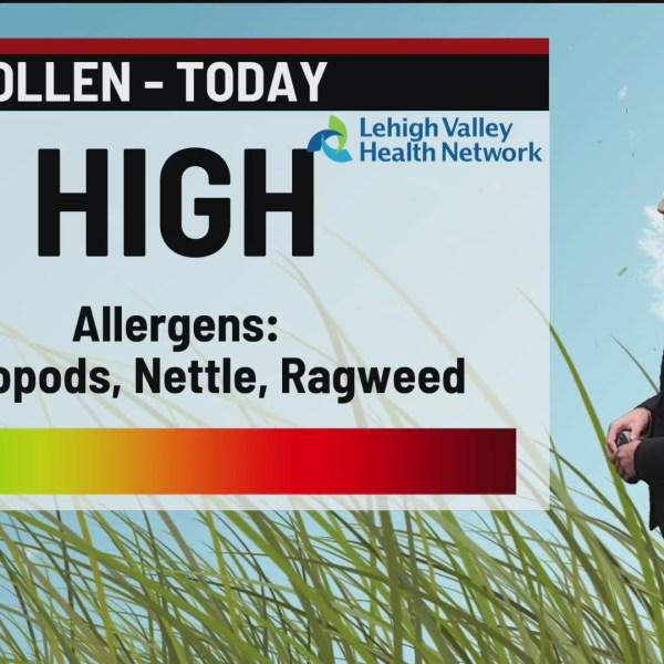 Allergy Alert: August 14, 2020