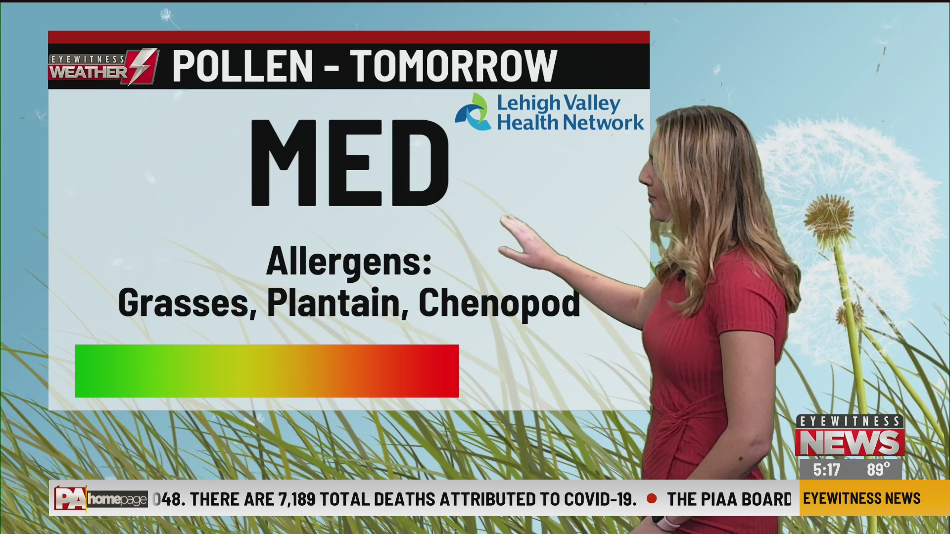 Allergy Alert: July 31, 2020