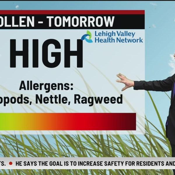 Allergy Alert: August 17, 2020