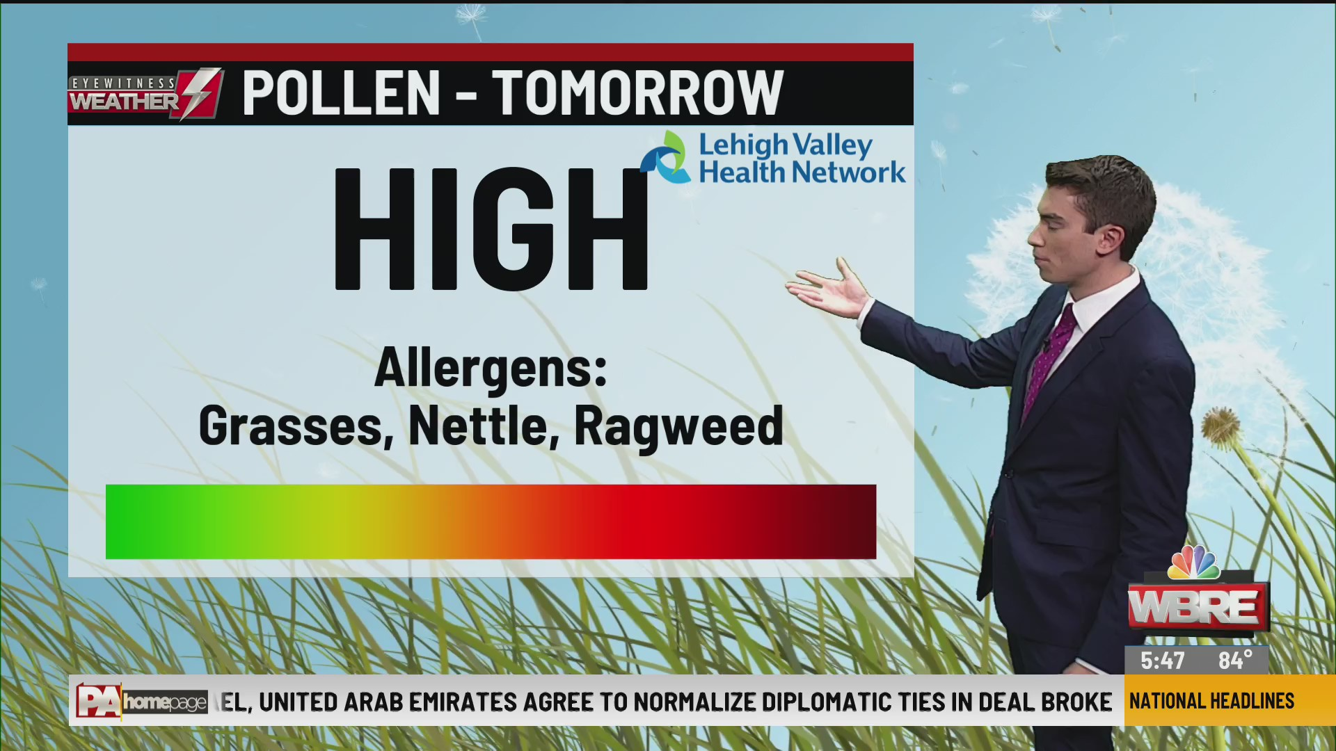 Allergy Alert: August 13, 2020