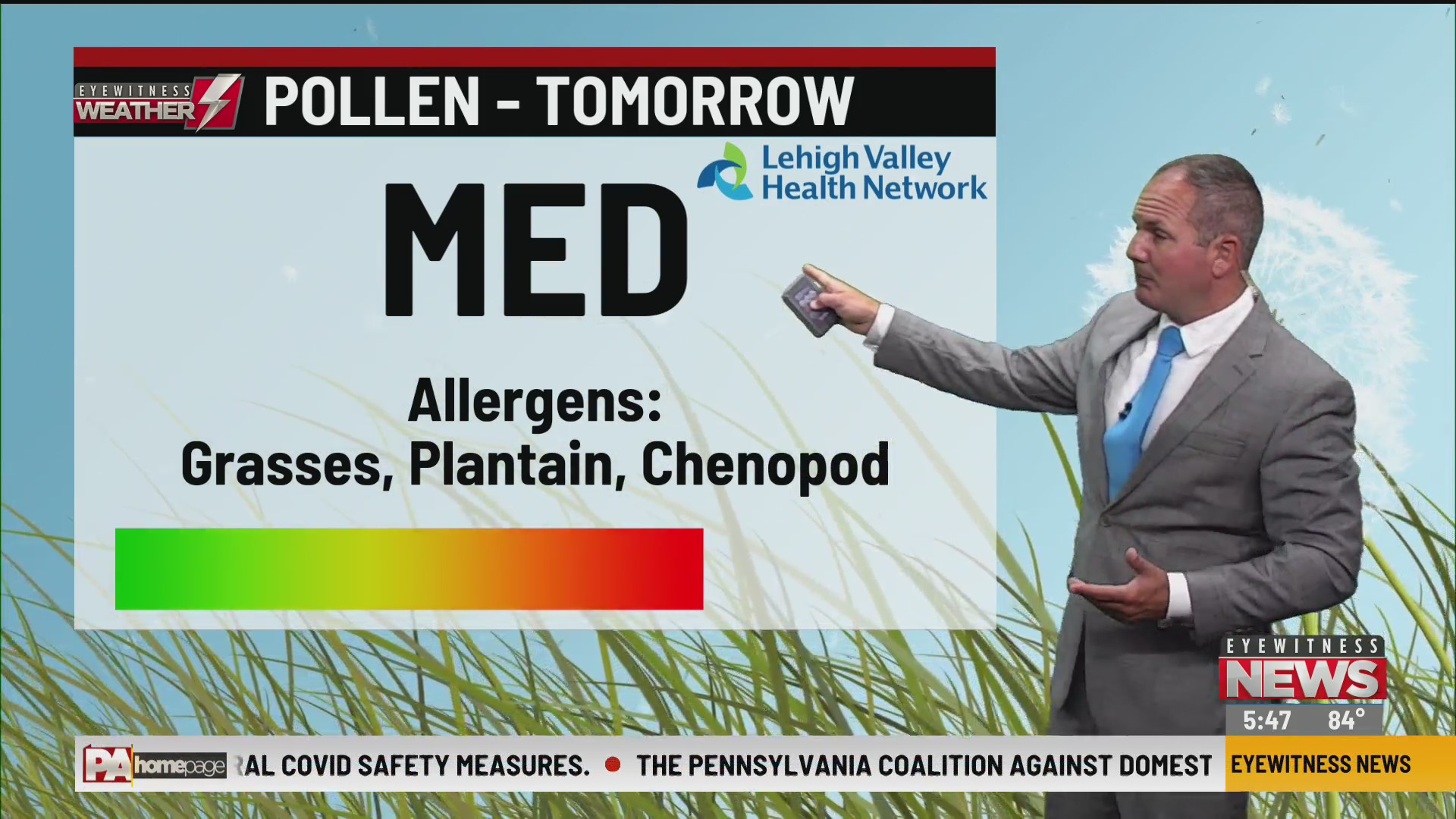 Allergy Alert: July 30, 2020