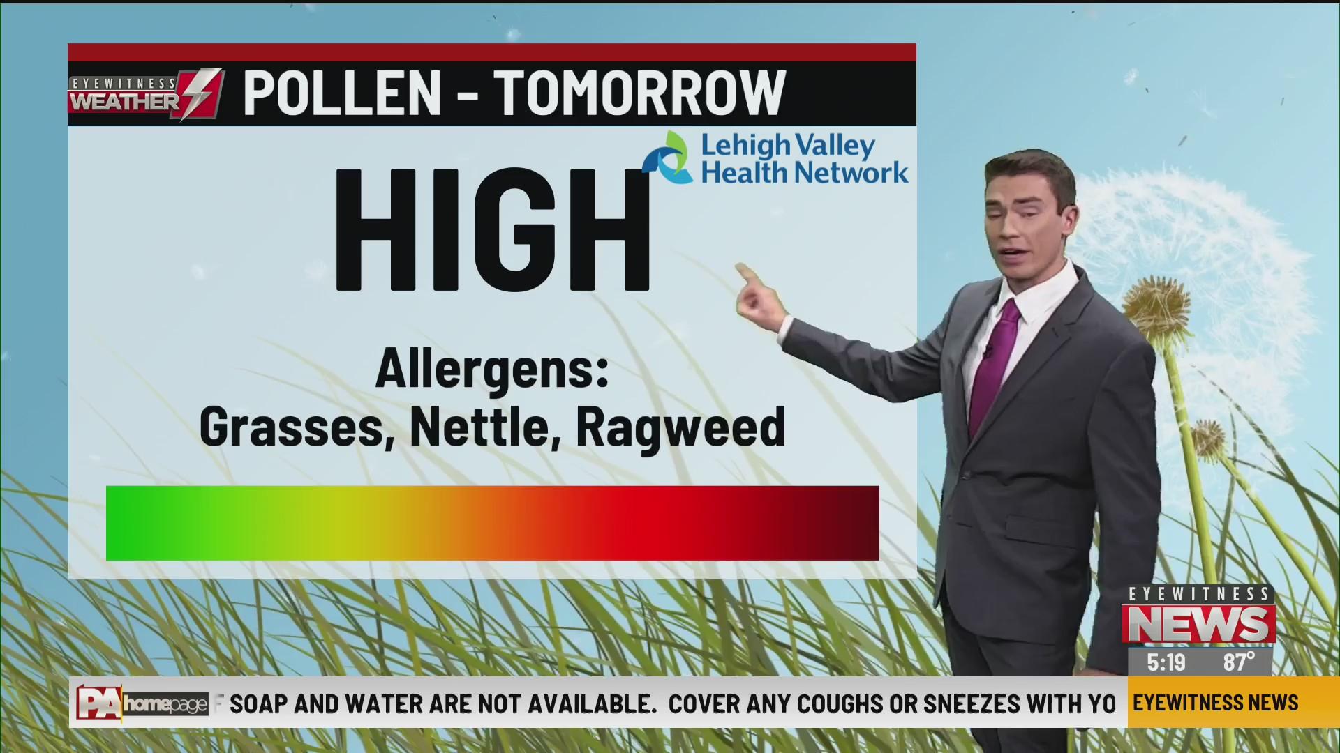 Allergy Alert: August 12, 2020