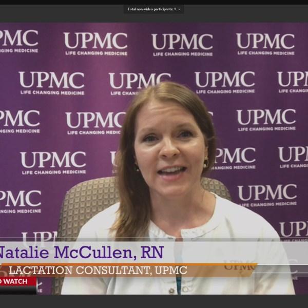 PAlive! UPMC (Breastfeeding) August 3, 2020