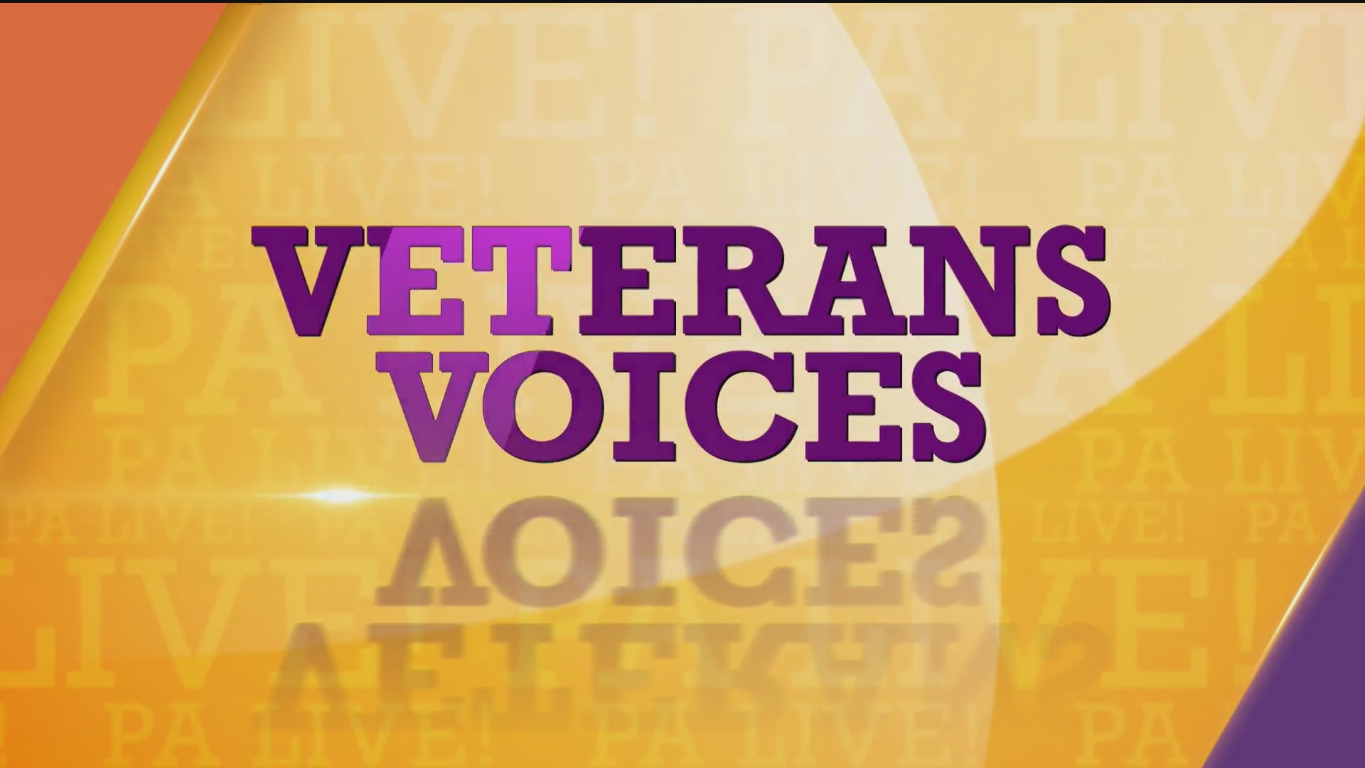 PAlive! Veteran Advocate August 5, 2020
