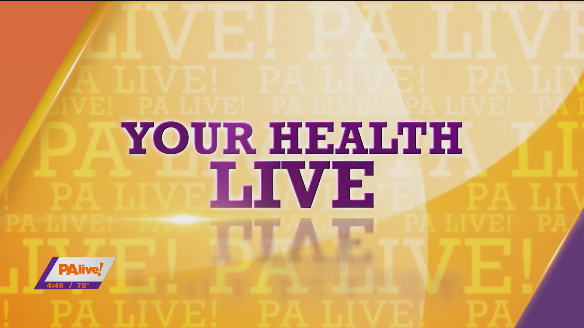 PAlive! Your Health Live (St. Luke's Hospitalist Group) August 19, 2020