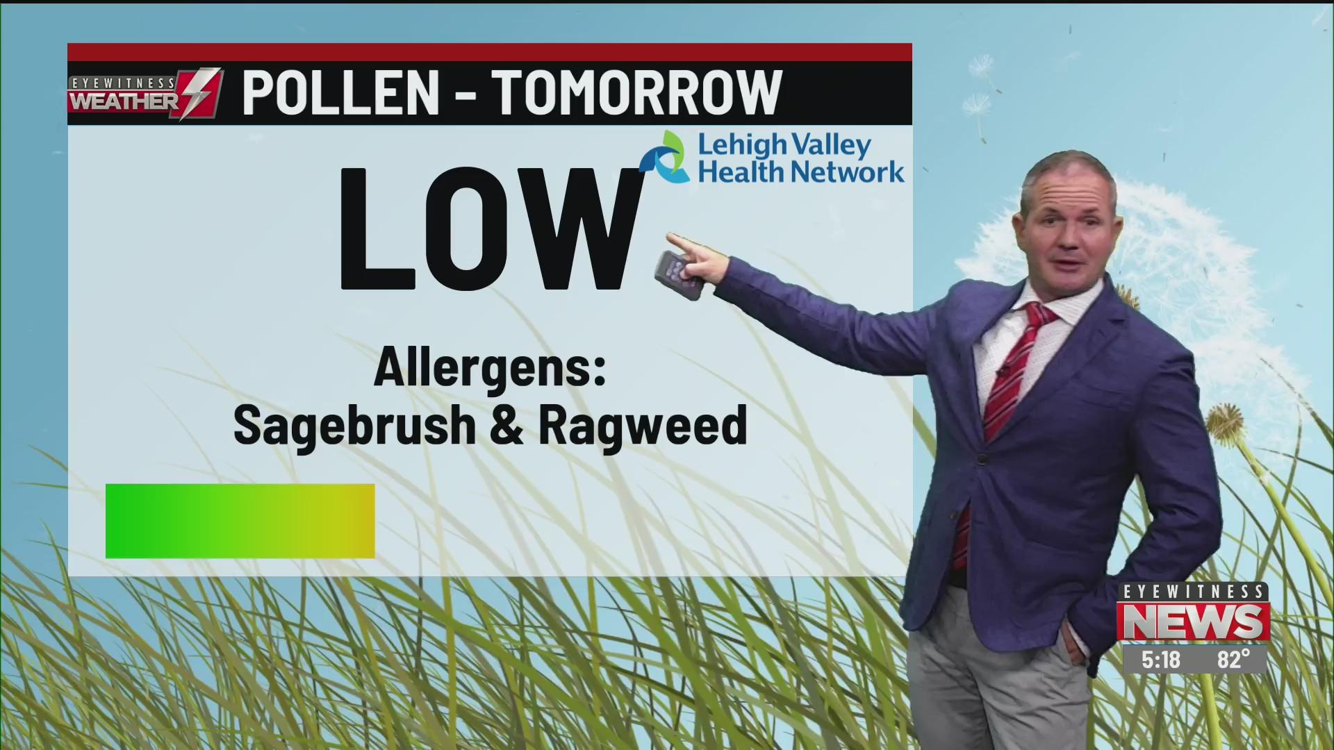 Allergy Alert: September 23, 2020